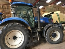 Tracteur agricole New Holland T 6070 Active Power Command