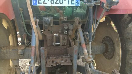 Tracteur agricole New Holland TL80 2RM - 7
