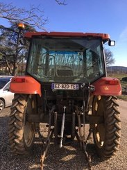 Tracteur agricole New Holland TL80 2RM - 6